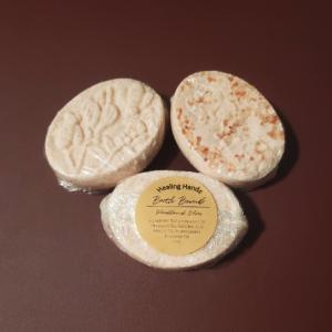 healing hands by ashley, natural soap, lotion, shampoo, deodorants